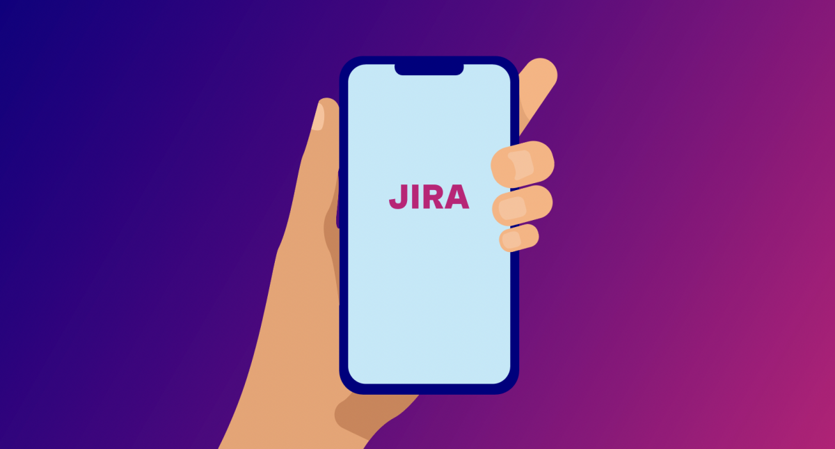 Jira Cloud App fürs Smartphone